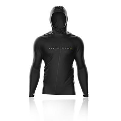 Compressport Thunderstorm 10/10 Jacket - Black Edition - SS19