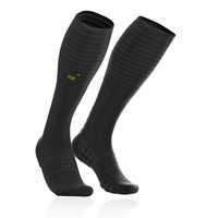 Compressport Full Socks Oxygen - Black Edition - AW18