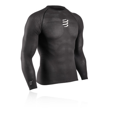 Compressport 3D Thermo 50g LS T-Shirt - SS20