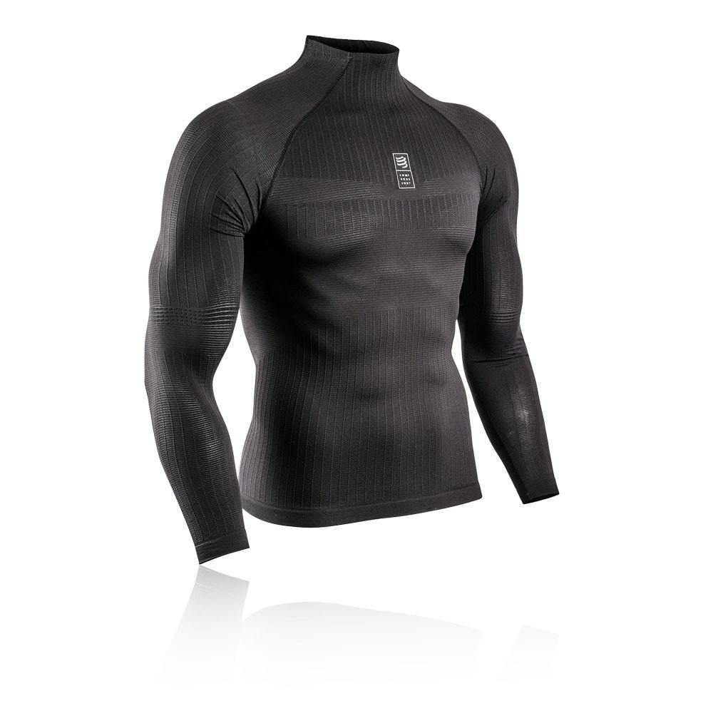 Compressport 3D Thermo 110g LS T-Shirt - SS20