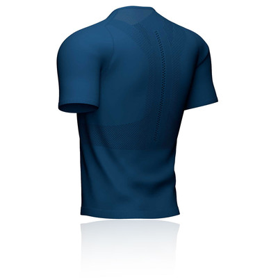 Compressport Trail Half-Zip Fitted T-Shirt - AW20