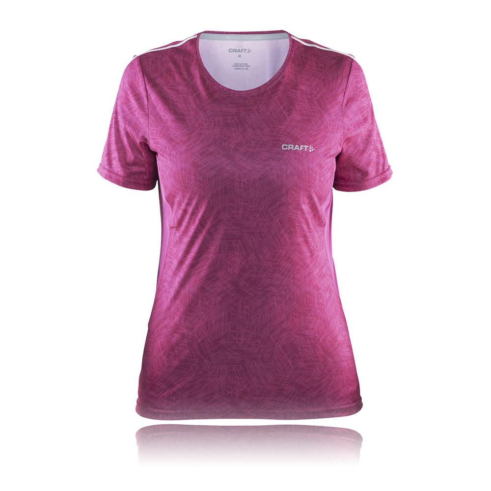 Craft mind women 39 s running t shirt for Craft women s run