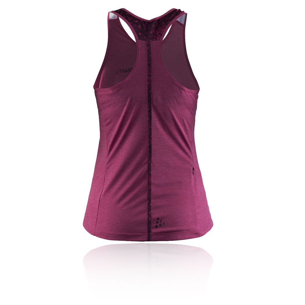 Craft pulse women 39 s running vest for Craft women s run