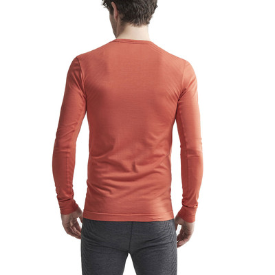Craft Fuseknit Comfort Long Sleeve Running Top