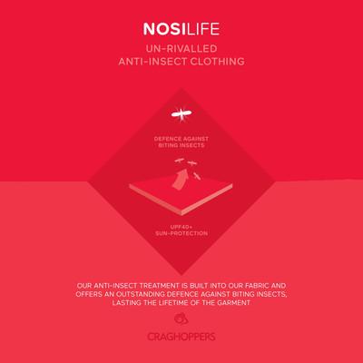 Craghoppers NosiLife Short Sleeve Baselayer T-Shirt - SS19