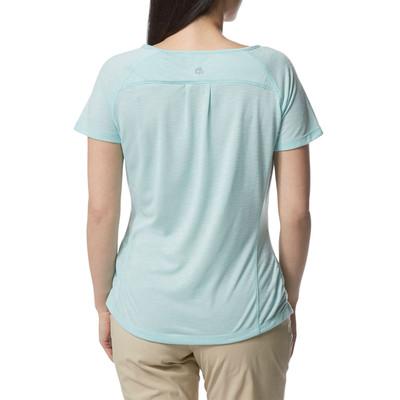 Craghoppers NosiLife II Harbour kurzarm Damen T-Shirt - AW19