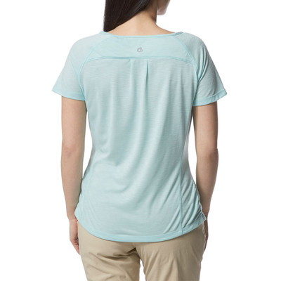 Craghoppers NosiLife II Harbour Short Sleeve Women's T-Shirt - AW19