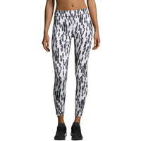 Casall Fuzzy Print Women's 7/8 Training Tights - SS18