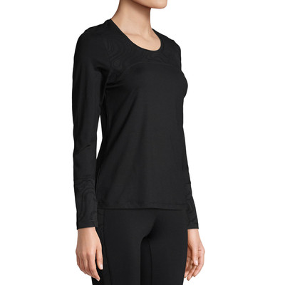 Casall Swirl Women's Long Sleeve Top