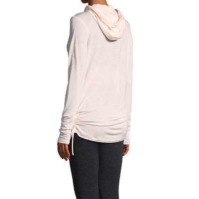 Casall Gathered Side Women's Hoodie