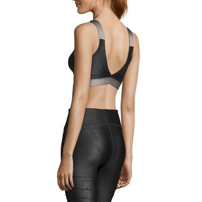 Casall Leatherlike Glam Women's Sports Bra