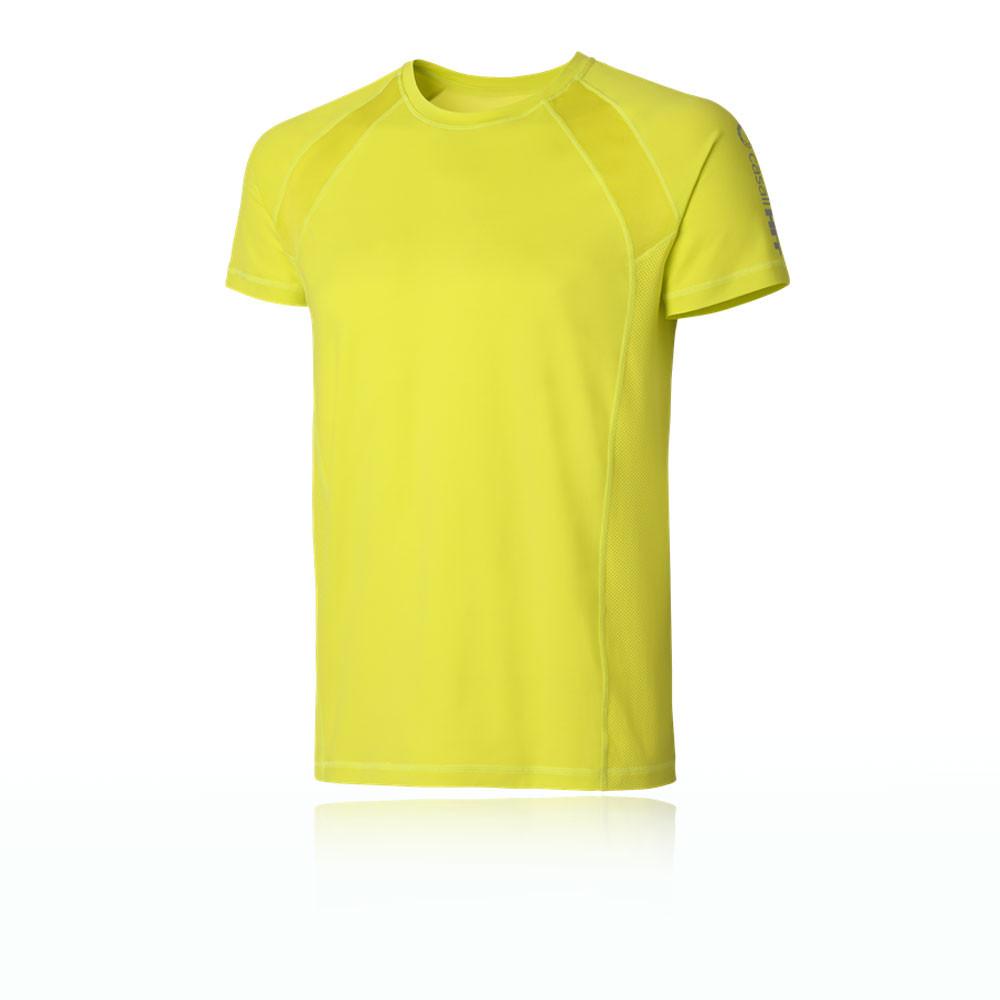 Casall Mix Mesh T-Shirt