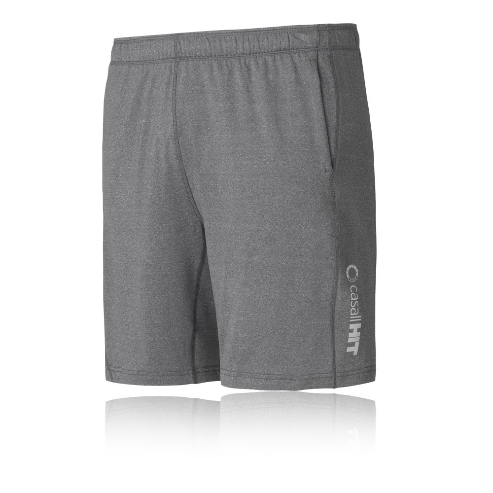 Herren Hose Sporthose Kurze Core Casall Shorts Zu Outdoor Trainingshose Details Grau wagEE0