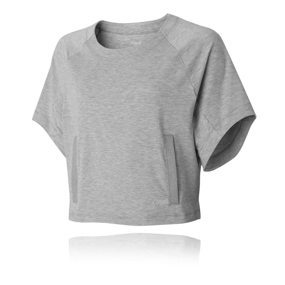 Casall Boxy camiseta cuello redondo para mujer - AW17
