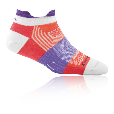 Darn Tough Women's Pulse No Show Light Cushion Sock - AW19