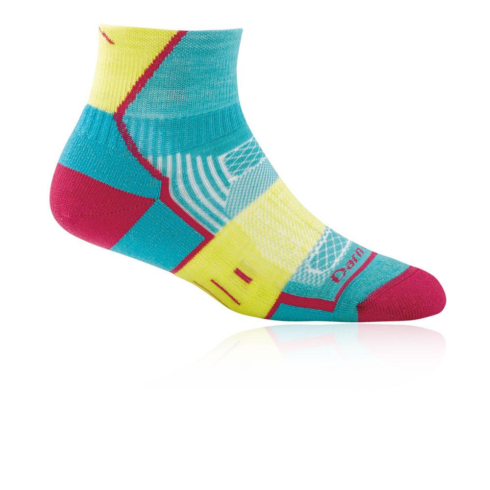 Darn Tough para mujer BPM 1/4 calcetines - AW19