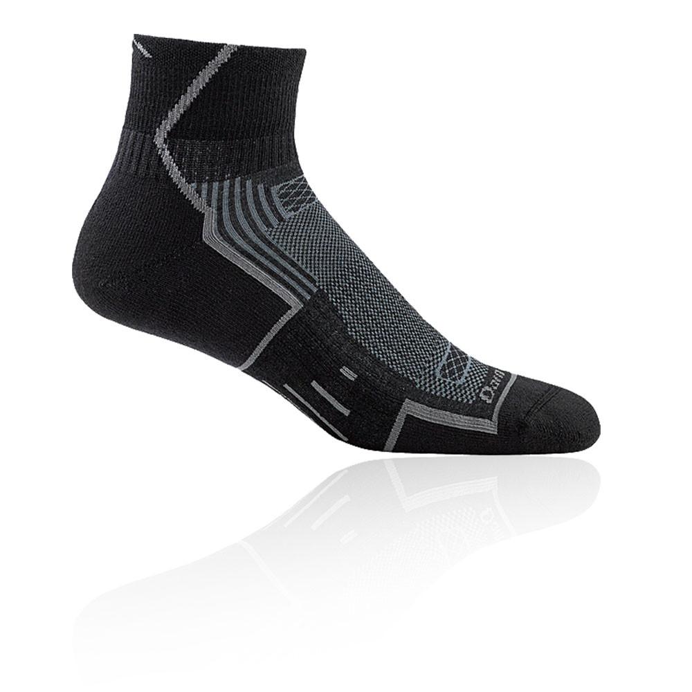 Darn Tough Grit 1/4 calcetín  - AW19