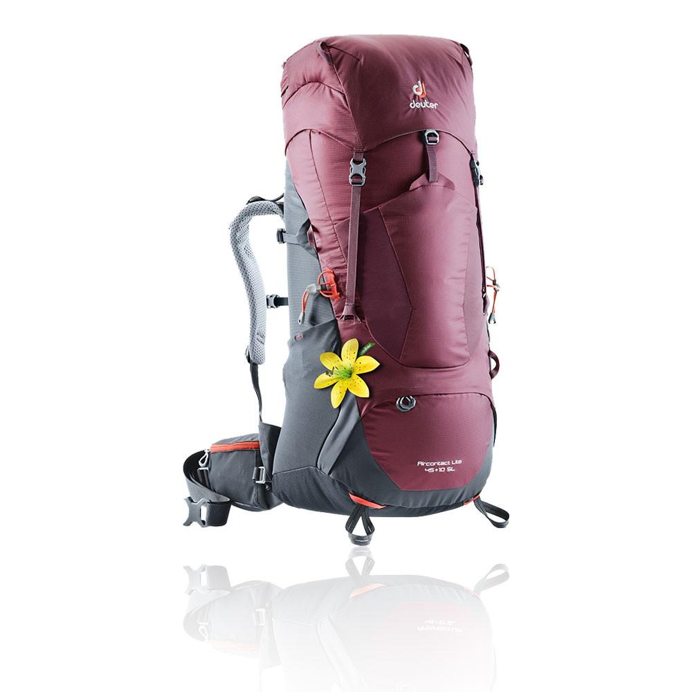 Deuter Aircontact Lite 45 Plus 10SL femmes sac à dos