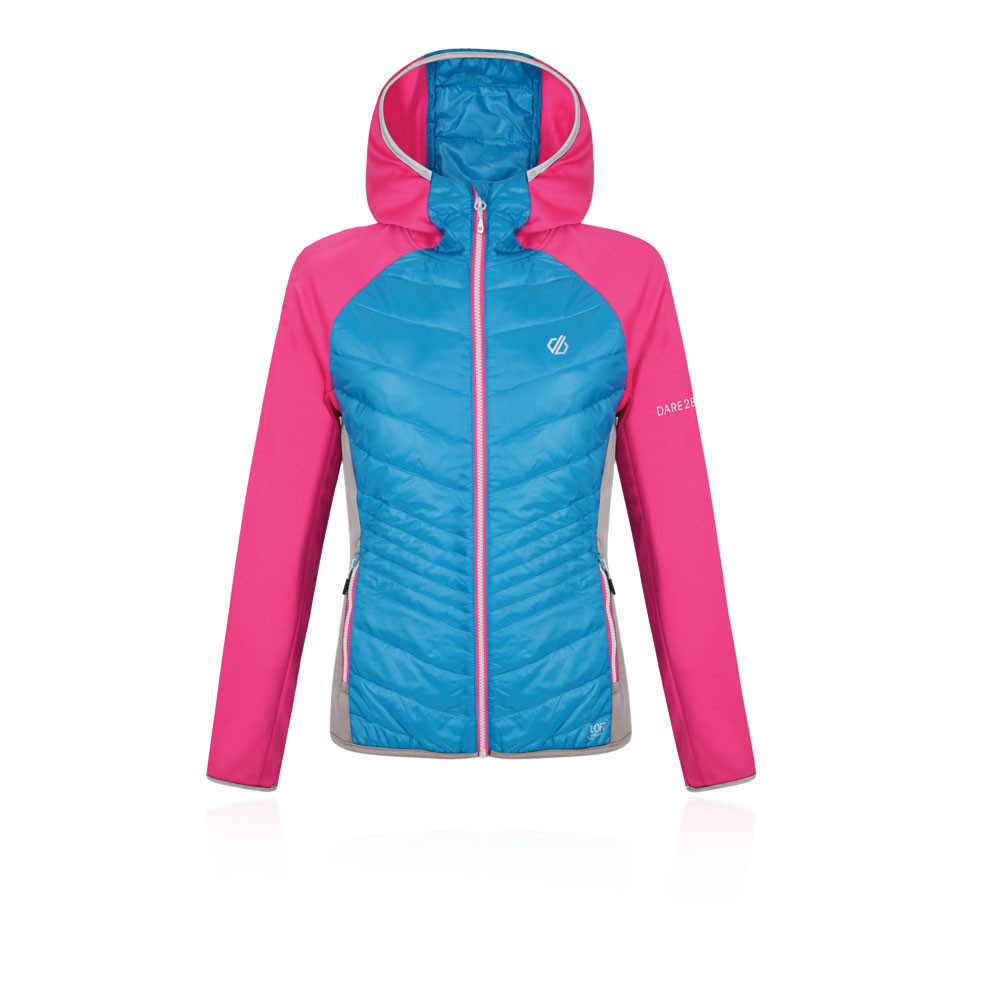 Dare 2b Airwise Wool para mujer Hybrid chaqueta