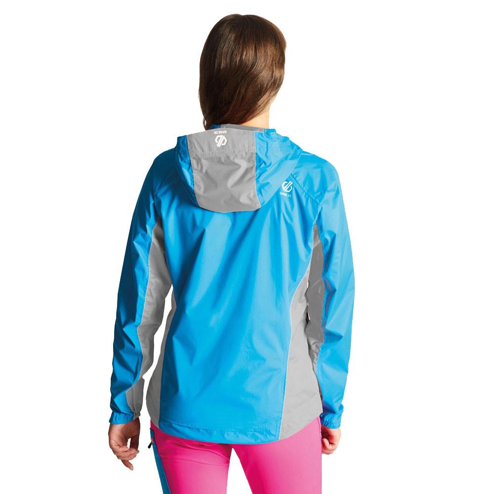 Dare 2B Womens Surround Waterproof Breathable Hooded Coat