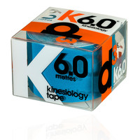 Venda de Kinesiología K6.0 (50mm x 6m) D3 Tape - AW18