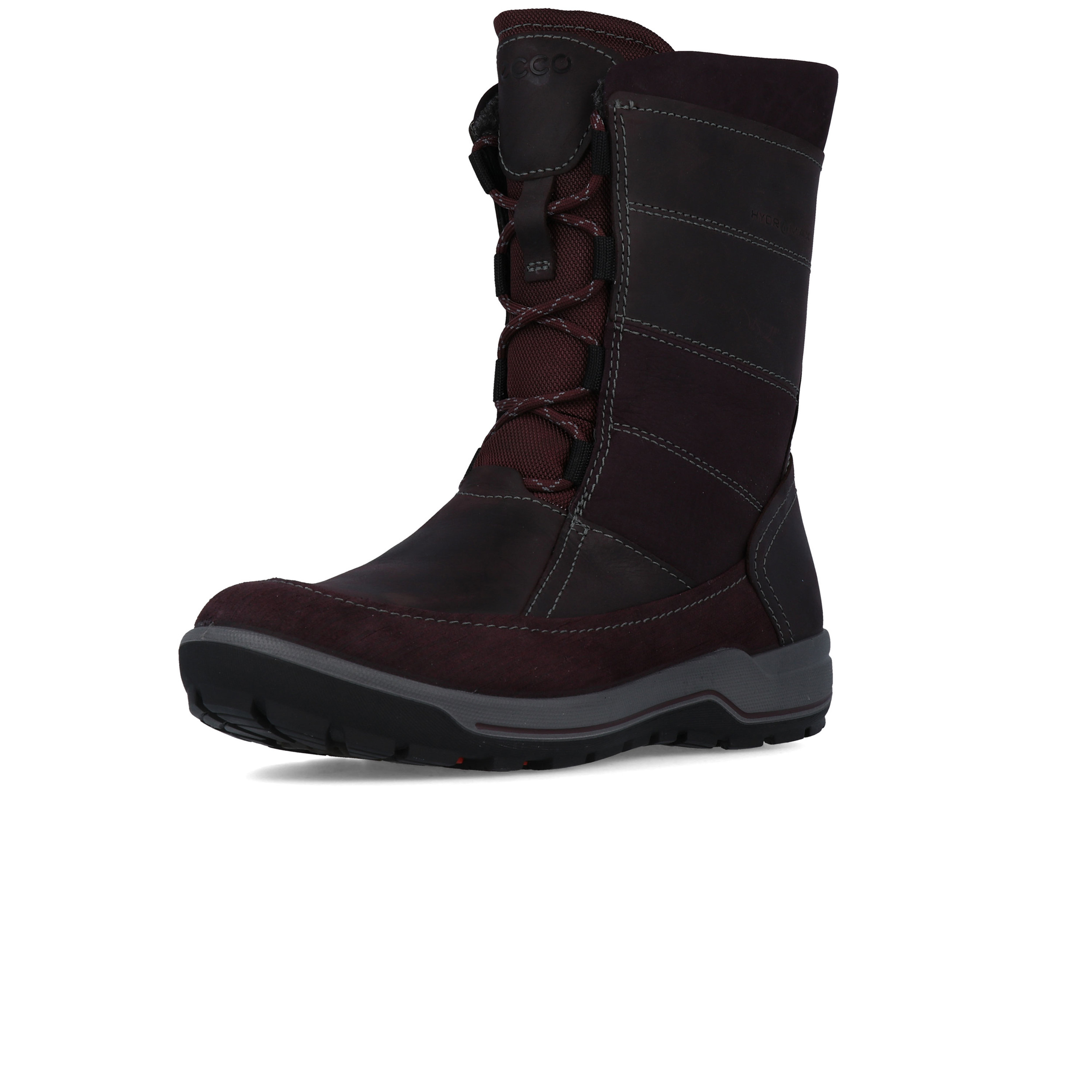 Details zu Ecco Damen Trace Lite Wanderschuhe Sportschuhe Outdoor Stiefel Schuhe Lila