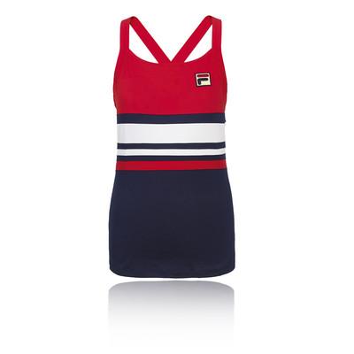 Fila Heritage Cross Back Women's Tennis Tank - SS19