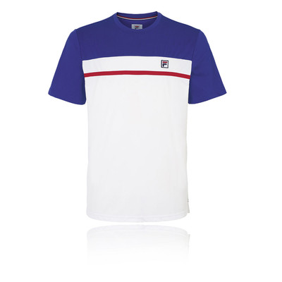 Fila Heritage Contrast Yorke Crew T-Shirt - SS19