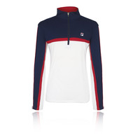 Fila Heritage 1/4 Zip Windbreaker Top - SS18