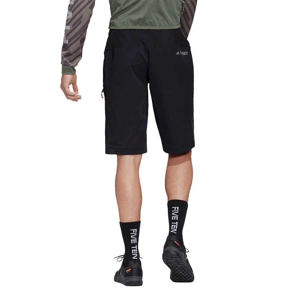 Black Five Ten Mens Terrex Trailcross Shorts Pants Trousers Bottoms