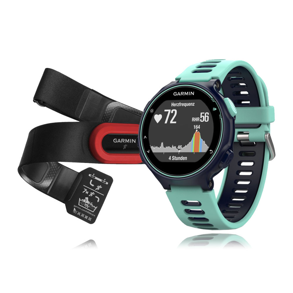 garmin forerunner 735xt run bundle ss17. Black Bedroom Furniture Sets. Home Design Ideas