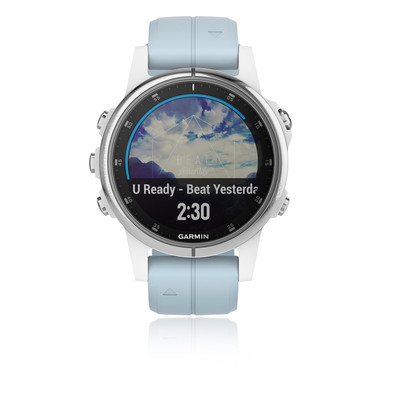 Garmin Fenix 5s Plus Multisport Watch - AW19