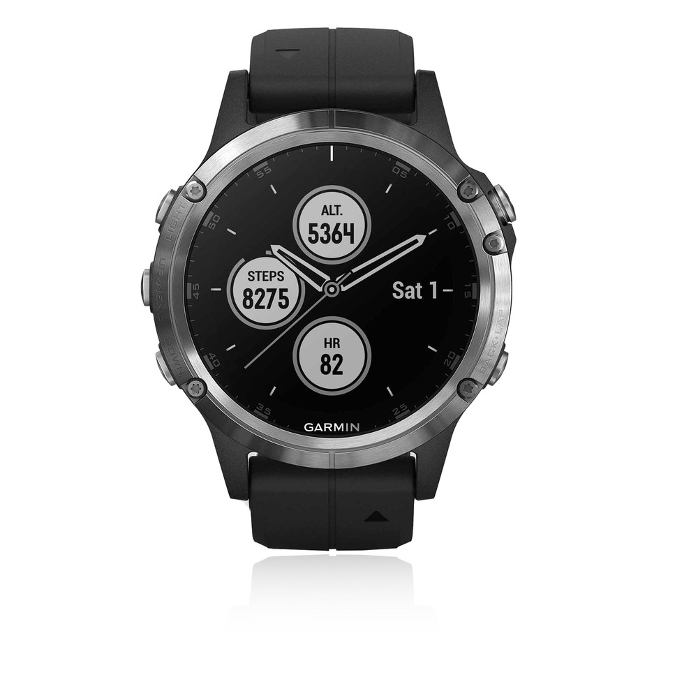 Garmin Fenix 5 Plus Multisport Watch