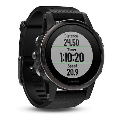 Garmin Fenix 5S Sapphire GPS Watch - AW19
