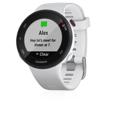 Garmin Forerunner 45 GPS Watch (Small) - AW19