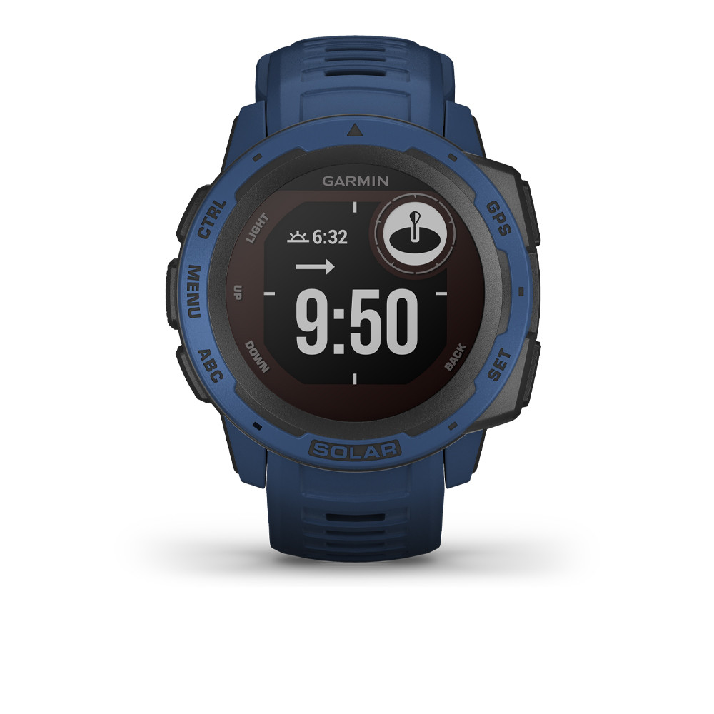 Garmin Instinct Solar GPS Watch - SS21