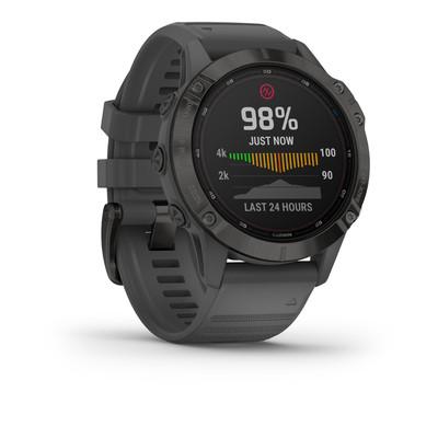 Garmin Fenix 6 Pro Solar GPS Watch - SS21