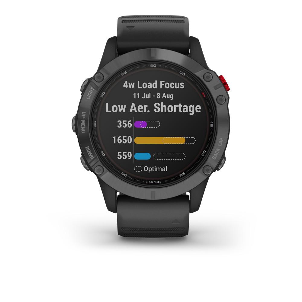 Garmin Fenix 6 Pro Solar GPS Watch - AW20