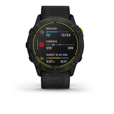 Garmin Enduro DLC Titanium GPS Watch - AW21