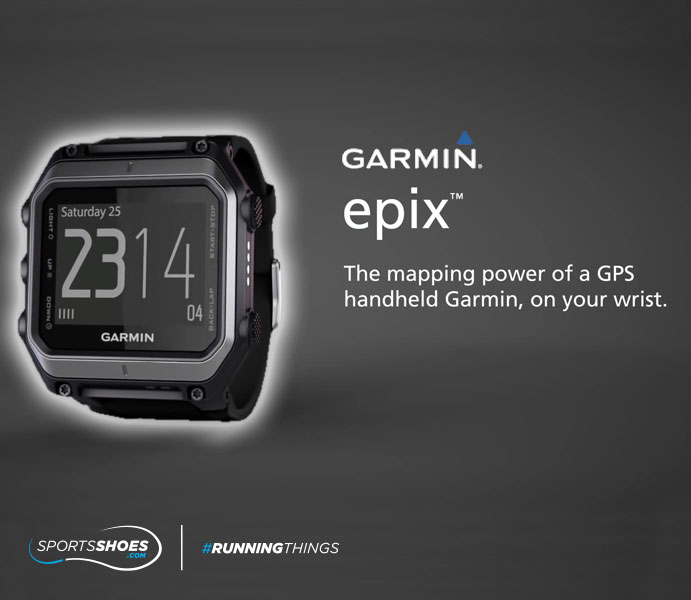 Garmin Epix GPS Watch