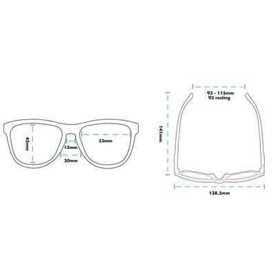 Goodr OG's Gardening with a Kraken Sunglasses - SS21
