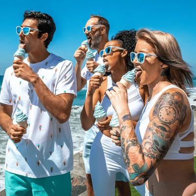 Goodr OG's Eyes Scream for Ice Cream Sunglasses - SS20