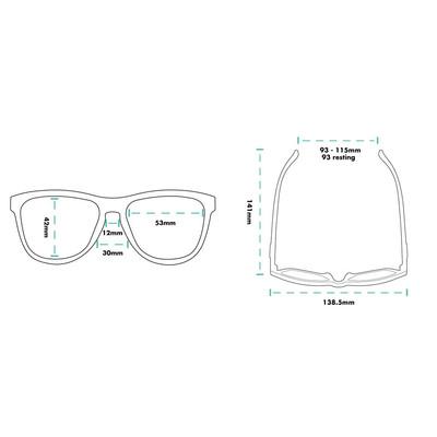 Goodr OG's RIP Augustus Gloop Sunglasses  - SS20