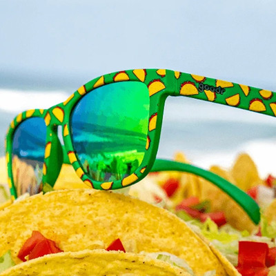 Goodr OG's Hope They Serve Tacos in Hell sonnenbrille - AW20