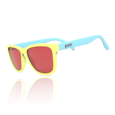 Goodr OG's Pineapple Painkillers Sunglasses - SS20