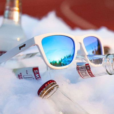 Goodr OG's Iced by Yetis Sunglasses - SS21