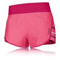 Gore Mythos para mujer 2 en 1 Pantalones cortos de running