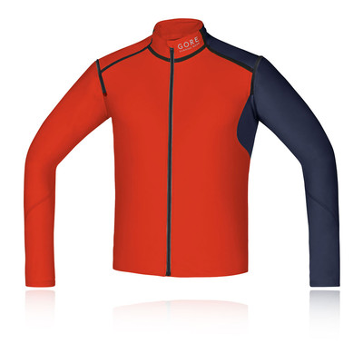 Gore Fusion Windstopper SO ZO Running Top