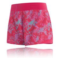 Gore Sunlight Lady Print para mujer running pantalones cortos