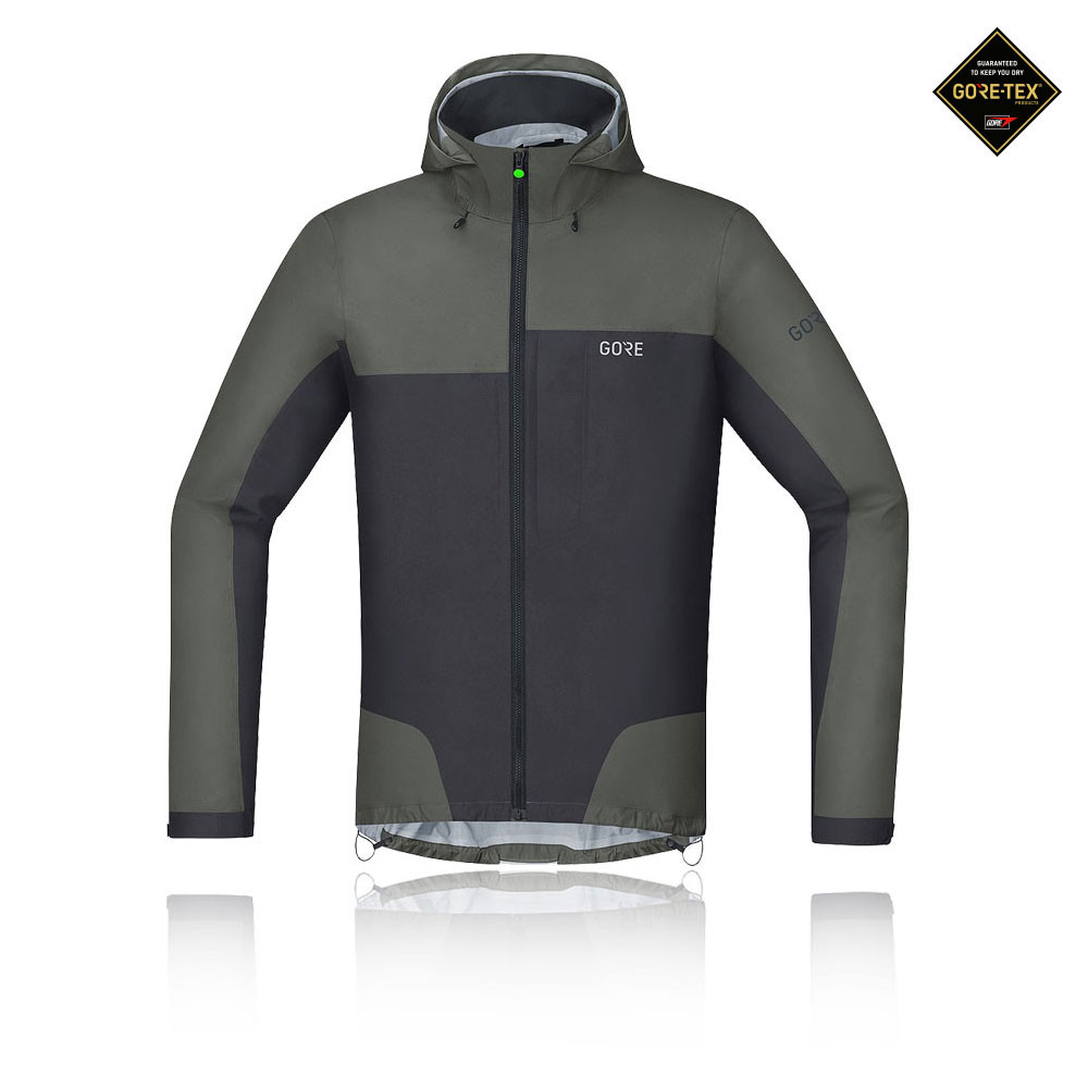 Gore C5 Gore-Tex Active Trail Hooded Cycling Jacket - SS19